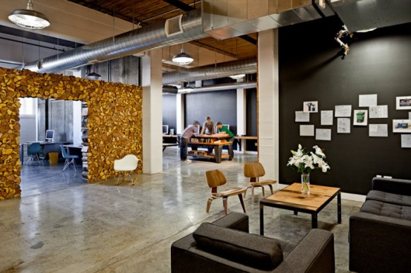 An Agency S Space Worthy Of The Creatives It Houses Melissa Davis