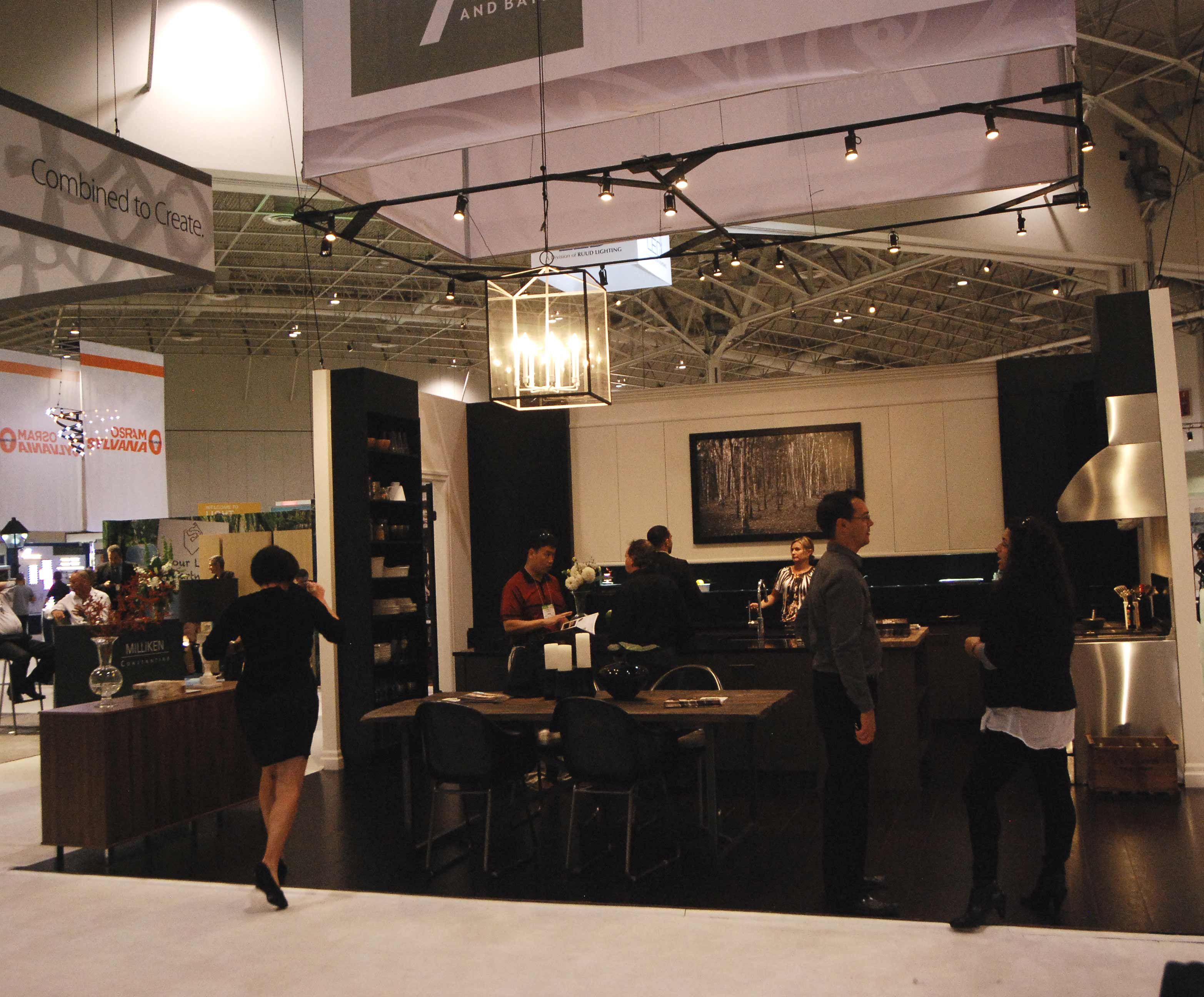 AYA Kitchens U2013 Interior Design Show Booth