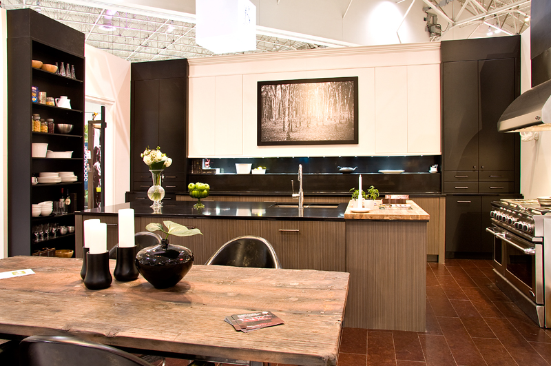 AYA Kitchens – Interior Design Show Booth « Catherine + Davis