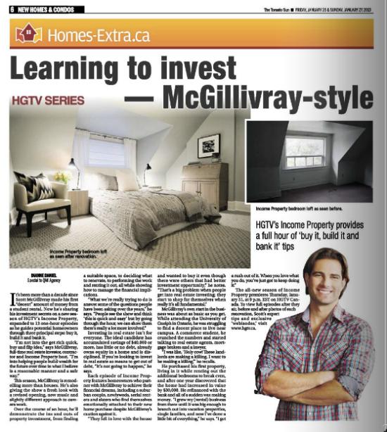 IP in Toronto Sun