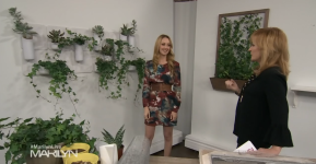 Melissa Davis on Marilyn Denis Show