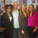 Tim Sellers Melissa Davis Global TV